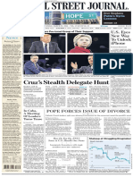 Wallstreetjournal 20160322 the Wall Street Journal
