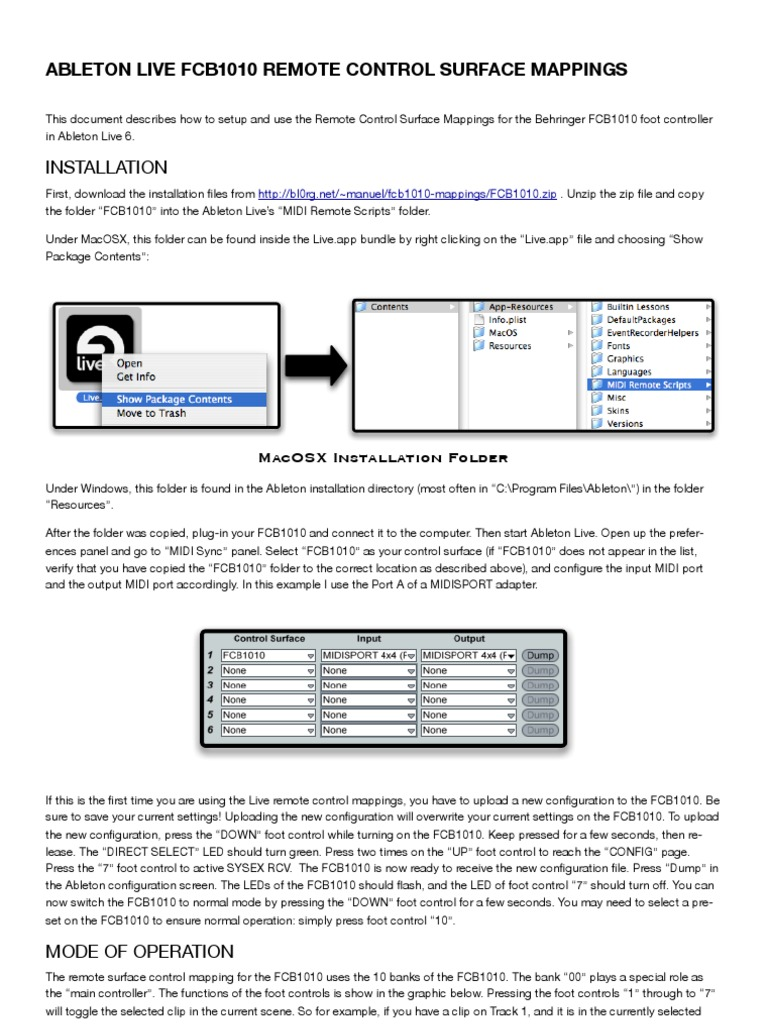 fcb1010 | System Software | Software