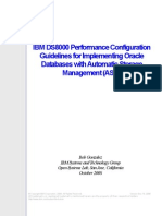 IBM DS8000 Performance Configuration Guidelines for Implementing Oracle Databases With ASM