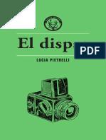 El dispar, de Lucia Pietrelli