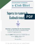 Supera tu examen de%0D Radioaficionado.pdf