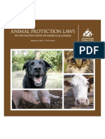 Animal Protection Laws of the USA & Canada (5th Edition)