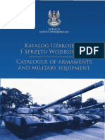 Katalog uzbrojenia 2019
