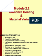 Module 2  sub mod 2 standard costing and material variance   final ppt..ppt