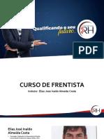 SLIDES FRENTISTA 2018 - ELIAS