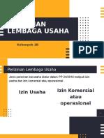 3845_Perizinan Lembaga Usaha Kelompok  2B.pptx