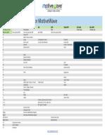 MotiveWave_Keyboard_Shortcuts