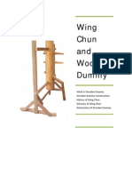 Mook Joong - Wing Chun Wooden Man