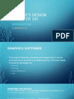 Graphics creation