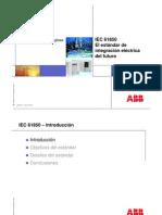 IEC 61850 El estándar de integración eléctrica del futuro