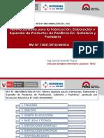 Norma Sanitaria sobre PANIFICACION galleteria y pasteleria