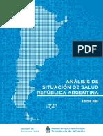 ANLISIS DE SITUACIN DE SALUD REPBLICA ARGENTINA