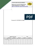 Phase Array Ultrasonic Testing Procedur