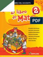 El libro de Mate 2 Docente_dig