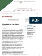 A ignorância dos 'espertinhos' - 02_05_2013 - Pasquale - Ex-Colunistas - Folha de S.Paulo.pdf
