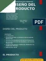 DISEÑO DE PRODUCTO - GERENCIA 2