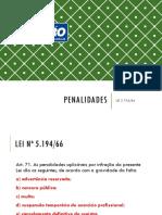 AULA 03 - Penalidades