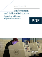 2019-11-05-Online-Disinformation-Human-Rights