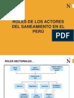 2 Roles y actores  en saneamiento.pdf