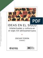 Teran_ ideas en el siglo xx