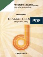 S Spinu Dialectologie Suport de Curs