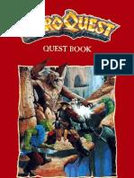Kellars Keep Quest Book (UK)