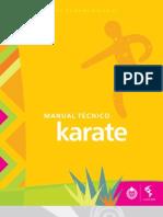 Manual Karate Pan America Nos 2011