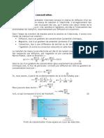 Cours de surtensions de concentration et de résistance (1)