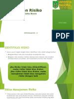 Pert 2. Teknik Identifikasi Risiko Bisnis.pptx