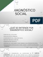 EL DIAGNOSTICO SOCIAL.PRESENTACIÓN.pptx