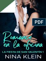 Romance en la oficina- Nina Klein.pdf