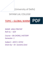 Assignment- Global warming  by anuj pratap.docx