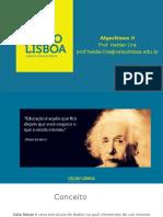 02 - Algoritmos II - Listas Filas e Pilhas.pptx
