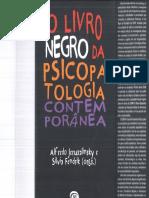 O livro negro da psicopatologia contemporânea - Pág. 5-10