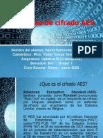 Cifrado AES