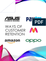 Retention Strategy