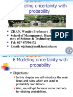 6 Modeling Uncertainty with Probability.ppt