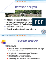 7 Bayesian analysis.ppt
