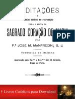 Pe. José de Manfredini, S.J._Meditações para a Festa do Sagrado Coração de Maria.pdf