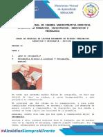 DOCUMENTO DE ESTUDIO UNIDAD II TEMA 2 Ortografía Acentual , PUNTUAL (1) (1).docx