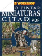 Games Workshop - Como Pintar Miniaturas Citadel Warhammer - Esdla