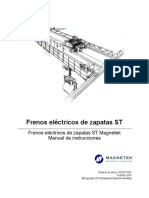 ST Electric Shoe Brake Manual - Spanish (1)