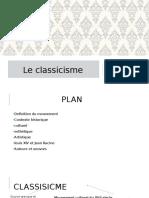 une recherche sur Le classicisme.pptx