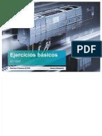 Ejercicios Basicos S7-1200 TIA PORTAL V14