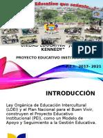 Socializacion de Componentes del PEI 2017-2021 1.pptx