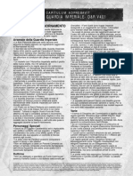 [WarHammer 40K] Codex - Guardia Imperiale - Specifiche - ITA