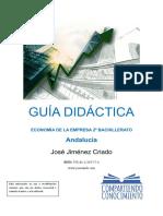 GUIA DIDACTICA ECONOMIA DE LA EMPRESA_ANDALUCIA