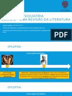 Epilepsia, Patologia Psiquiátrica e Suicídio - Uma revisão da literatura
