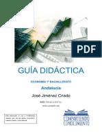 GUIA DIDACTICA ECONOMIA (BACHILLERATO)_ANDALUCIA