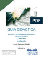 GUIA DIDACTICA IAEE (1ER CICLO ESO)_ANDALUCIA